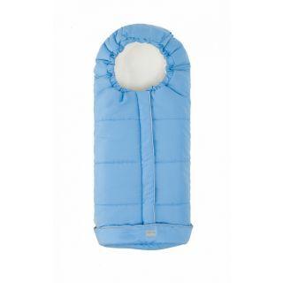 Nuvita Junior City sac de iarna 100 cm - Light Blue / Beige - 9545