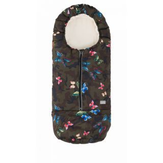 Nuvita Carry On sac de iarna 2 in 1 80/105 cm Camouflage / Beige - 9845