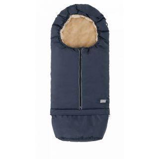 Nuvita Carry On sac de iarna 2 in 1 80/105 cm Warm Blue / Beige - 9845