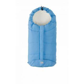 Nuvita Ovetto City sac de iarna 80cm - Light Blue / Beige - 9045