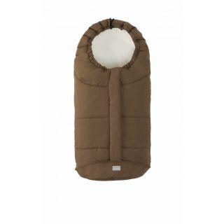 Nuvita Ovetto City sac de iarna 80cm - Taupe / Beige - 9045