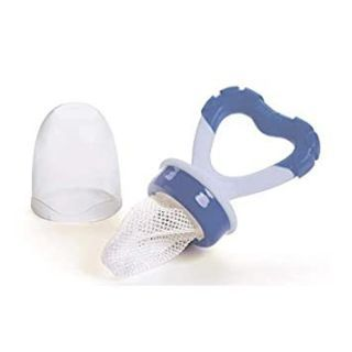 Nuvita Flavorillo dispozitiv de hranire si jucarie gingivala - 1417 blue