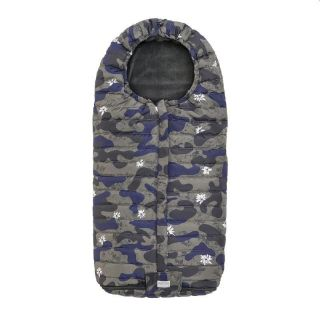 Nuvita Junior Slender sac de iarna 100cm - Camo Daisy / Black - 9658