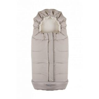 Nuvita Junior City sac de iarna 100 cm - Milky / Beige - 9545
