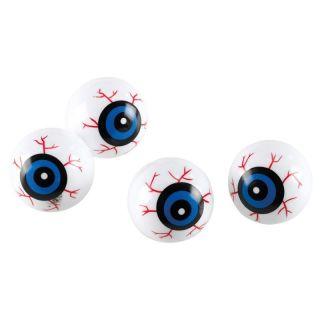 Ochi plastic pentru Halloween, 3 cm, Radar, set 6 buc