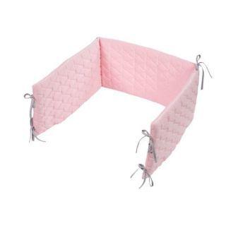 Albero Mio Protectie laterala patut - pink