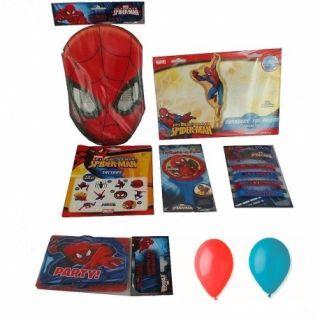 Pachet party Spiderman, Radar SPIDER