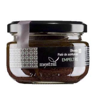 Pasta de masline Empeltre – 110g – Cooperativa Cambrils – Mestral
