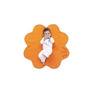 Paturica floare Soft Sun orange Wallaboo