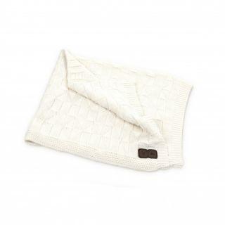 Paturica tricotata Cream ABC Design 2019