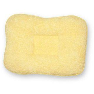 Pernuta de baie, 25x18 cm, Yellow