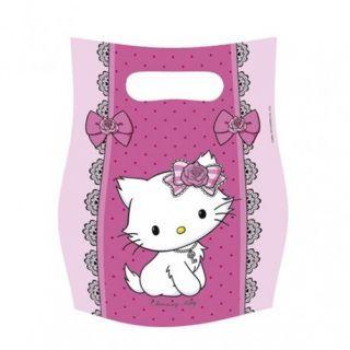 Pungute pentru cadouri copii la petreceri - Charmmy Kitty, Amscan
