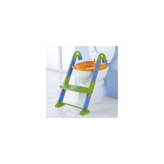 Scara cu reductor WC si olita Multicolor Kidskit Rotho-babydesign