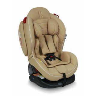Scaun auto ARTHUR+SPS Isofix, Beige Leather