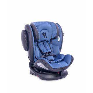 Scaun auto AVIATOR SPS Isofix, Black & Blue