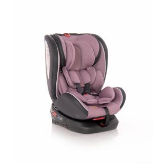 Scaun auto Nebula, Isofix, rotativ 360 grade, Pink