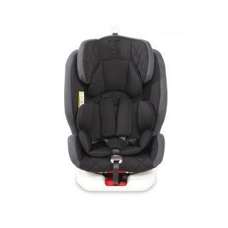 Scaun auto ROTO Isofix, Black