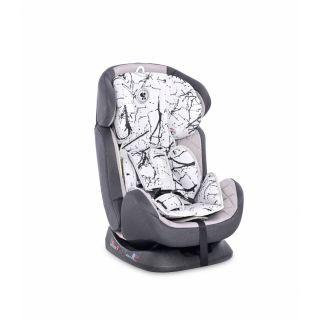 Scaun auto Galaxy 0-36 kg, Grey Marble