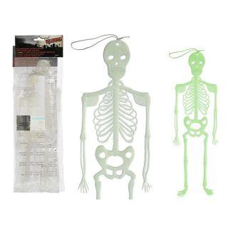 Scheleti din Plastic Halloween - 30 cm, Radar, set 4 buc