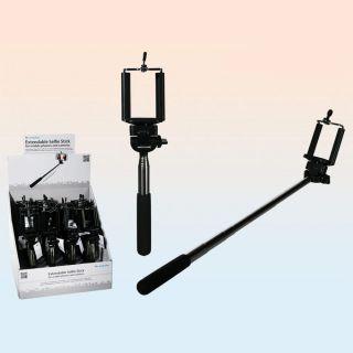 Selfie Stick cu suport extensibil, 1 buc