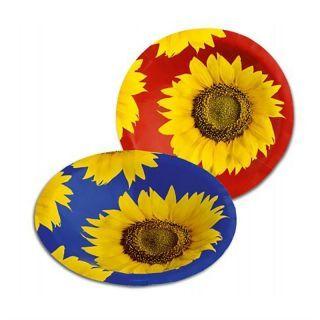 Set 4 boluri 17 cm Floarea Soarelui, Amscan