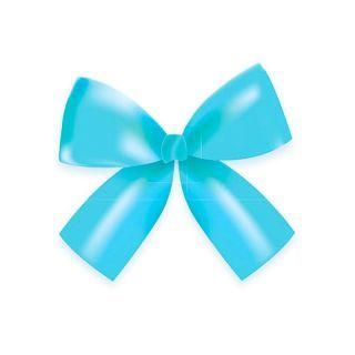 Set 4 fundite bleu decorative - 10 x 9 cm, Radar 50275