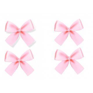 Set 4 fundite roz - 10 x 9 cm, Radar 50279