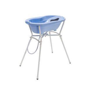 Set baie 4 piese TOP Sky blue Rotho-babydesign