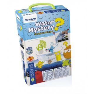 Set pentru experimente Misterele apei - Miniland