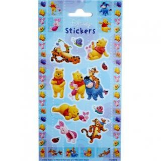 Stickere decorative pentru copii - Winnie the Pooh, Radar