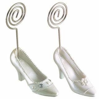 Suport numere masa in forma de pantof - 6.3cm, Amscan