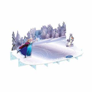 Suport pentru tort Frozen 50x27cm, Amscan