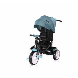 Tricicleta JAGUAR EVA Wheels, Green Luxe