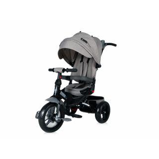 Tricicleta JAGUAR EVA Wheels, Grey Luxe