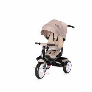 Tricicleta JAGUAR EVA Wheels, Ivory