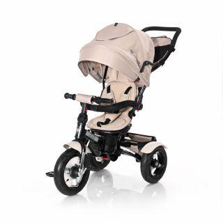 Tricicleta NEO AIR Wheels, Ivory