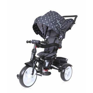 Tricicleta NEO EVA Wheels, Culoare Black Crown