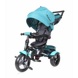 Tricicleta NEO EVA Wheels, Verde
