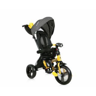 Tricicleta ENDURO, Black & Yellow
