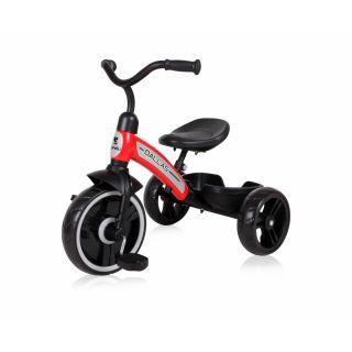 Tricicleta pentru copii, Dallas, Red