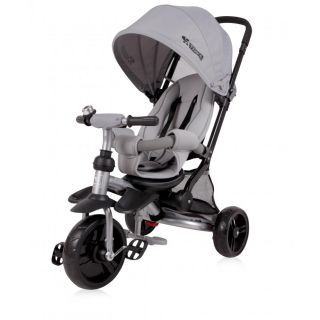 Tricicleta JET EVA Wheels, Light Dark Grey