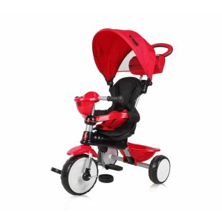 Tricicleta pentru copii ONE, Red