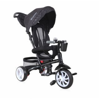 Tricicleta ROCKET, Black