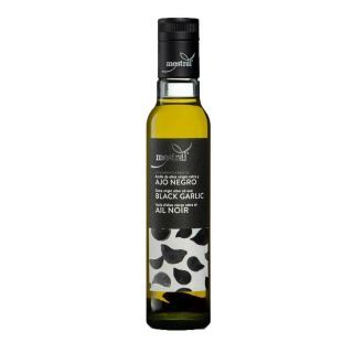 Ulei de masline extravirgin Mestral Black Garlic (250ml). Cooperativa Cambrils: Dressing salata